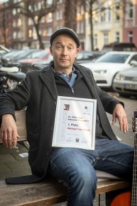 Michael Tumbrinck gewinnt 24. Melsunger Kabarett-Wettbewerb!